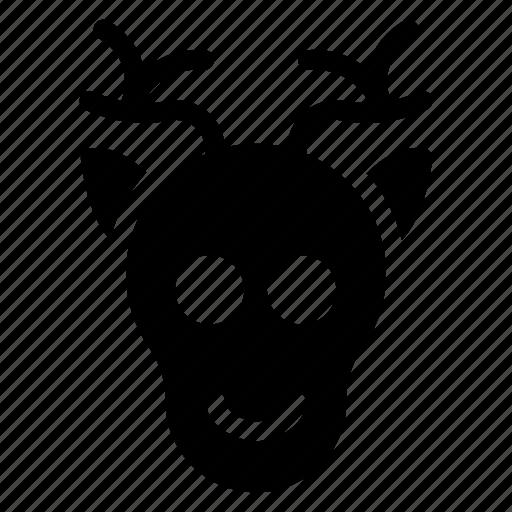 animal, bull, cow, sheep icon