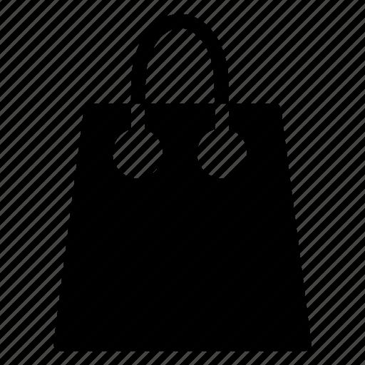 bag, portfolio, shopper, shopping icon