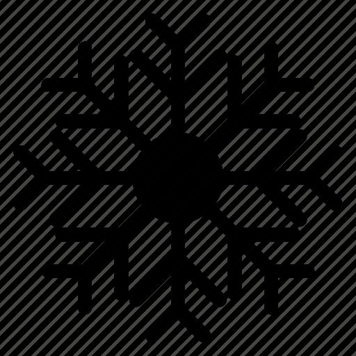 colg, flake, ice, snow icon