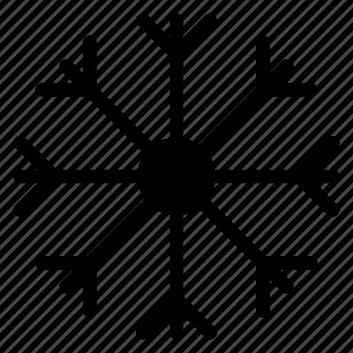 flake, ice, snow, snowfall icon