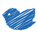 bird, fly, scribble, social, tweet, tweeting, twitter icon