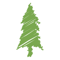 christmas, decoration, holiday, ornaments, scribble, tree, xmas icon