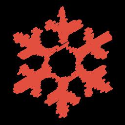 christmas, flake, ice, scribble, snow, snowflake, winter icon