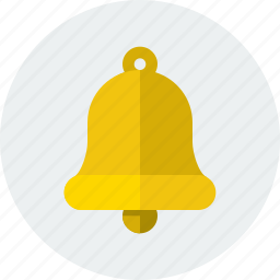 alarm, bell, christmas, church, jingle, notif, notification icon