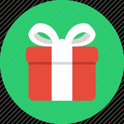 birthday, box, christmas, gift, present, reward, xmas icon