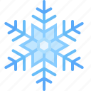 christmas, cold, cool, snow, snow flake, snowflake, winter icon