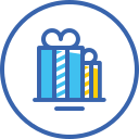 christmas, gift boxes, gifts, xmas, новый год, подарки icon