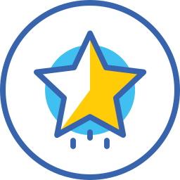 christmas, star, tree star, xmas, звезда, новый год icon