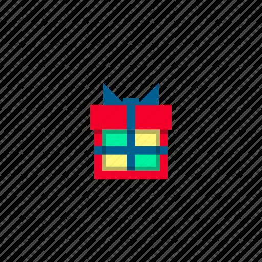 box, christmas, christmas gift, christmas gift box, gift, giftbox, xmas icon