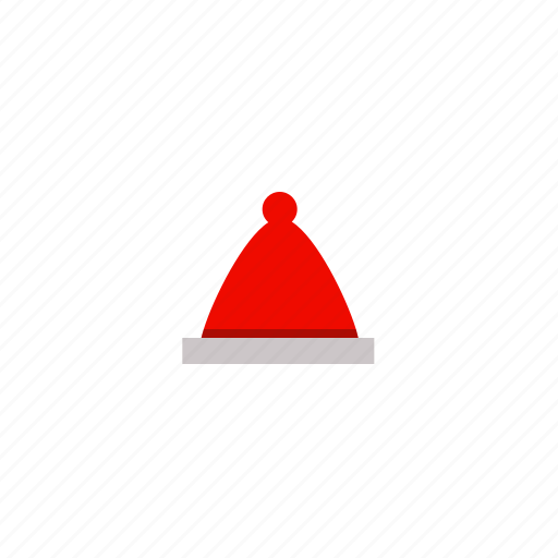 christmas, cute, funny, hat, red hat, santa, santahat icon