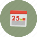 calendar, date, day, event, schedule, time icon