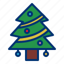 christmas, decoration, tree