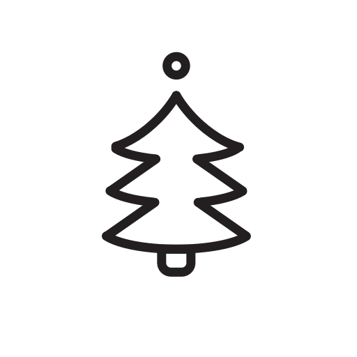 chistmas, christmastree, tree icon