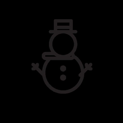 chistmas, snow, snowman icon