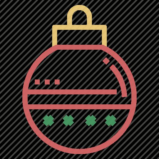 ball, christmas, decoration, xmas icon