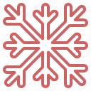 christmas, flake, snow, snowflake, xmas icon