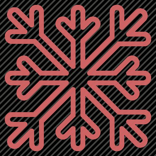 Christmas, flake, snow, snowflake, xmas icon - Download on Iconfinder