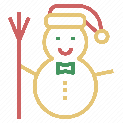 Christmas, decoration, snowman, xmas icon - Download on Iconfinder