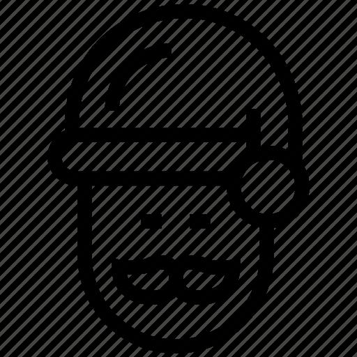 Claus, santa, xmas icon - Download on Iconfinder