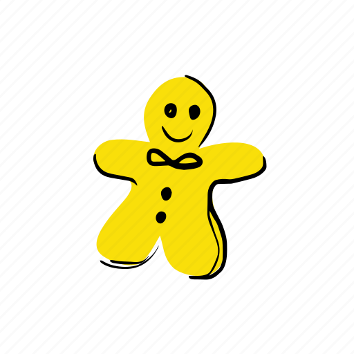 children, christmas biscuit, cookie, holidays, man, smile, sweet icon