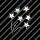 celebration, christmas, fireworks, new year, xmas icon