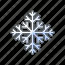 christmas, new year, snow, snowflake, winter, xmas