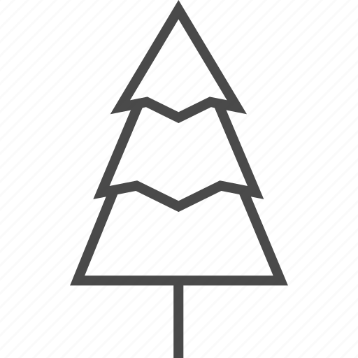 Christmas, fir, fir-tree, new year, pine, tree, winter icon - Download on Iconfinder