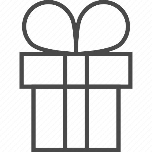 box, christmas, gift, holiday, pack, package, present icon
