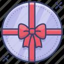 box, gift, present