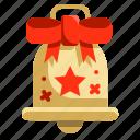 alarm, alert, bell, christmas, interface, notifications