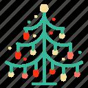 christmas, decoration, illumination, lights, xmas icon