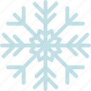 christmas, decoration, holiday, ornament, seasonal, snow, snowflake icon