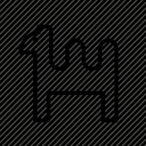 animal, camel, christmas, dromedary, xmas icon