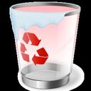 recycle, bin, trash