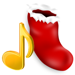 music, node, sock icon