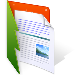 christmas, documents, folder icon