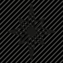 christmas, christmas decoration, christmas stars, decoration, stars, xmas decoration icon