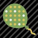 balloon, christmas, ornament, party, xmas icon