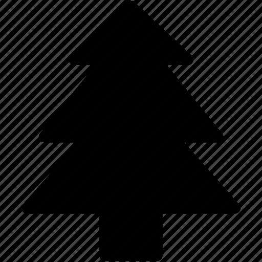 christmas, christmas tree, decoration, lighted tree, tree icon