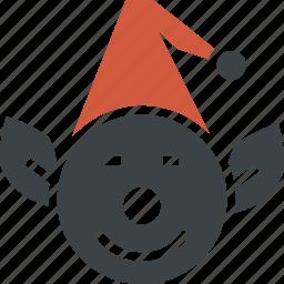 christmas, elf, gift, help, helper, new year, santa icon