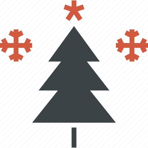 Christmas, star, tree, celebration, decoration, holiday, snowflake icon - Download on Iconfinder