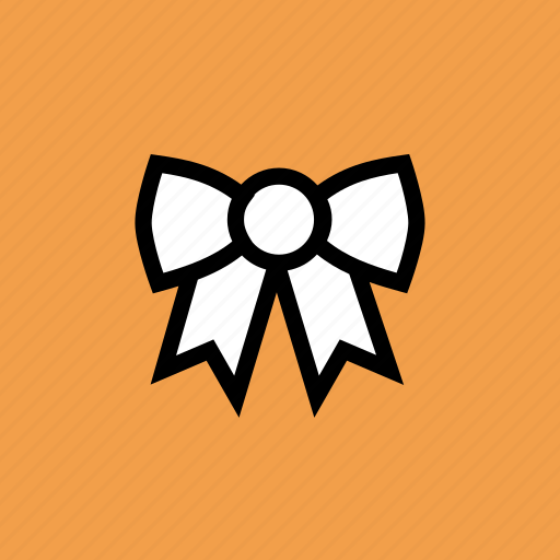bow, celebration, christmas, gift, new year, present, wear icon