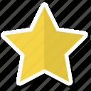 star, unstar