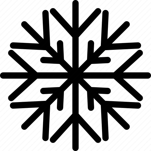 christmas, decoration, ice crystal, snow, snowflake, xmas icon
