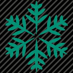 cold, ice, snow, snowflake icon