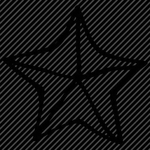 best, decoration, favorite, star icon