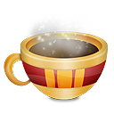 chocolate, christmas, coffee, food, mug icon