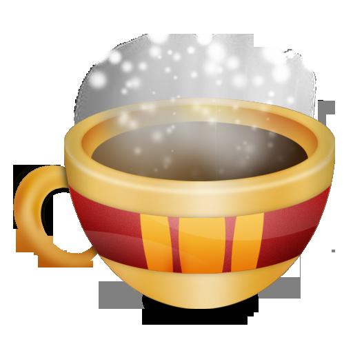 chocolate, christmas, coffee, food, mug icon