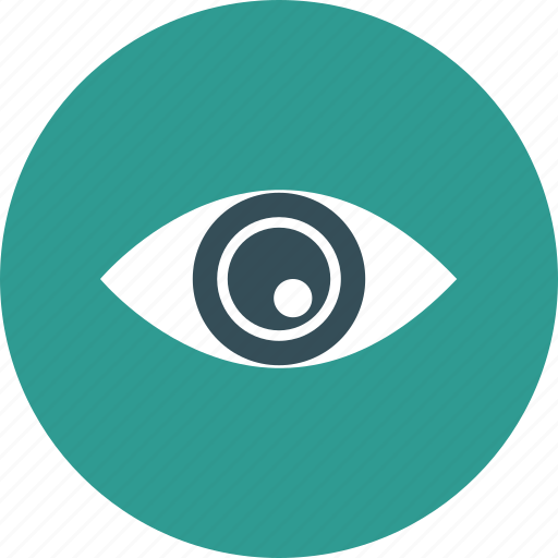 cinema, entertainment, eyes, film, monitor, movie, watch icon