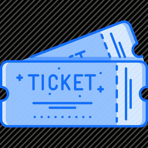 cinema, film, filming, movie, ticket icon